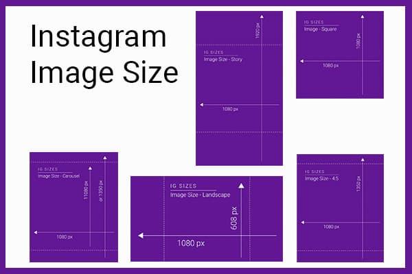 instagram image sizes 2021