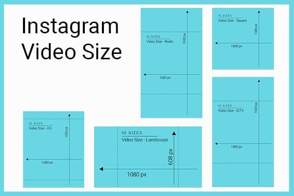 instagram video sizes 2021