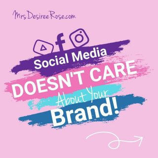 Social media don't care! . Yes, I said it. It does not care about your brand. . What it does care about is how engaged your viewers and followers are on THEIR platform, so you gotta play the game! . Check out the easiest breakdown of how to play the game on Youtube, Instagram, and Facebook. Let me know what questions you have for each of these platforms in the comments below, I would love to bring you answers to those burnin' questions! . #youtube #youtuber #youtubers #youtubechannel #youtubevideo #instagram #instagramers #instagrammarketing #instagramtipsforbusiness #instagramtips #facebook #facebookmarketing #facebookpage #facebookpost #facebooktips #facebooklikes #facebookforbusiness #facebooktip #facebooking #facebookbusiness #algorithm #algorithms #algorithmbusters #socialmedia #socialmediamarketing #socialmediatips #socialmediastrategy #socialmediamanager #socialmediamanagement #socialmediamarketingtips